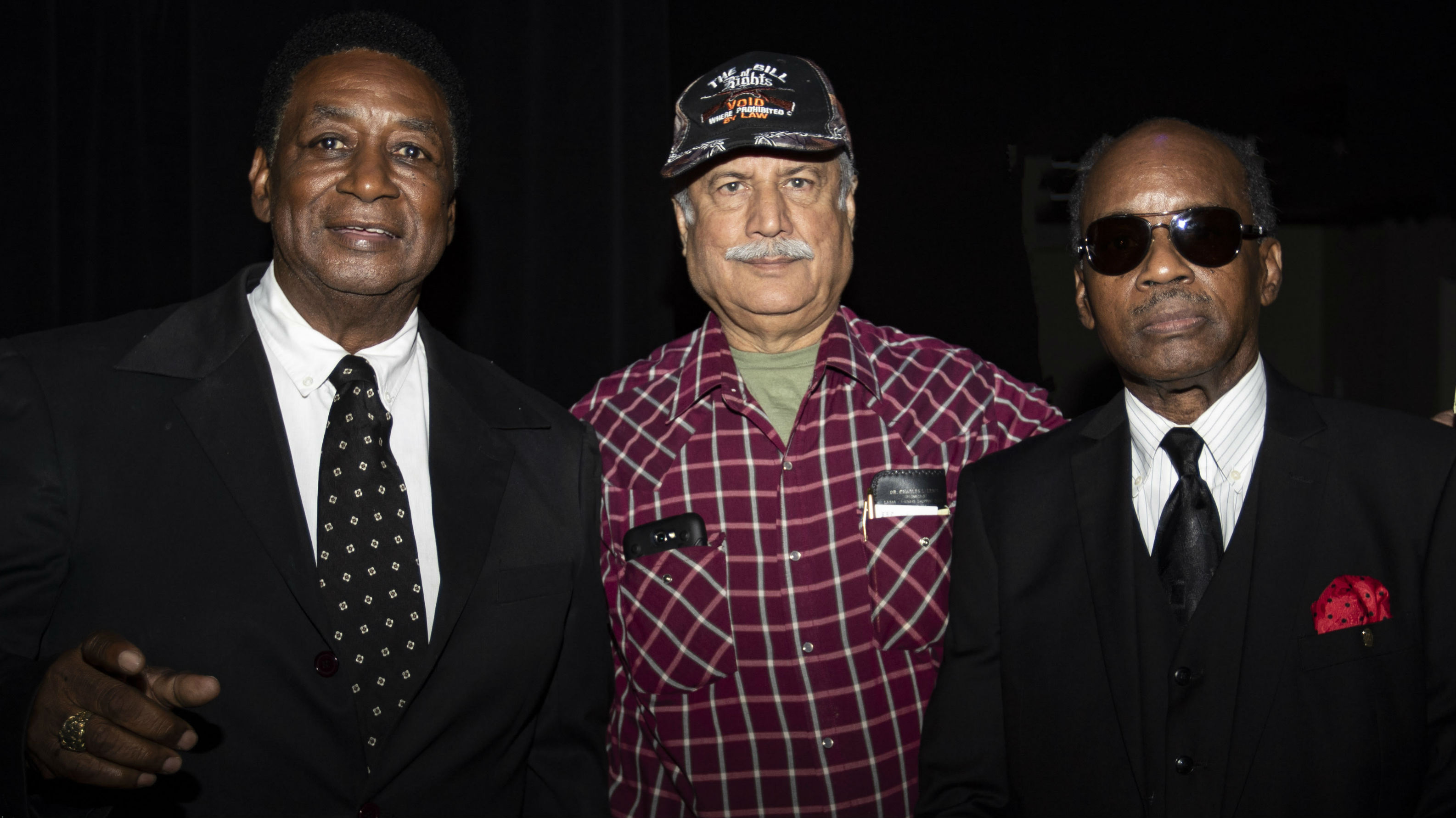 Latroy William, Arshad Khan, Muhammad Ziyad - September 11, 2019 @ Southern Heritage Galla/ MEMPHIS